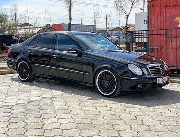Mercedes-Benz E 55 5.5 л. 2007 | 200000 км