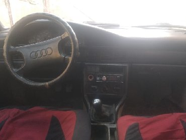 ауди s5 в Кыргызстан: Audi 100 1984