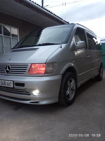 Mercedes-Benz в Боконбаево: Mercedes-Benz Vito 2.8 л. 2001 | 230000 км