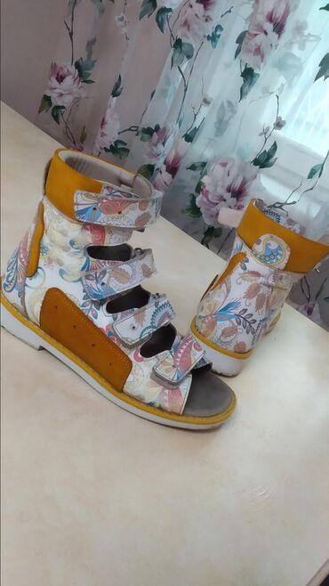 Ортопедическая обувь woopy для девочки 34 (23см) размер б/у состояние