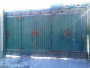 стойка ресепшн в Кыргызстан: Ворота | Откатные | Металлические