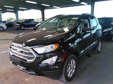 Ford EcoSport 2 l. 2018 | 7317 km
