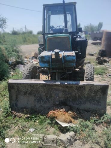 1221 traktor - Azərbaycan: Salam traktor-eskovator satiram traktor