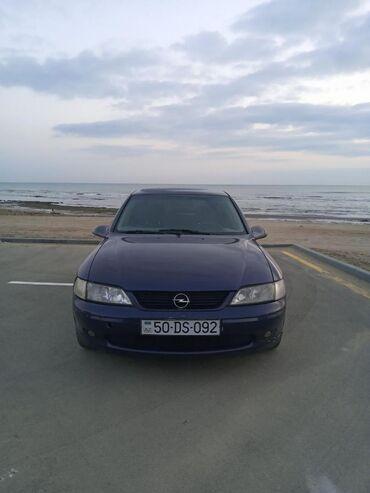 qedimi pul - Azərbaycan: Opel Vectra 2 l. 1999 | 260352 km