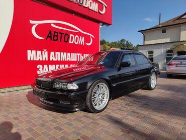 BMW 7 series 4.4 л. 2000 | 160000 км