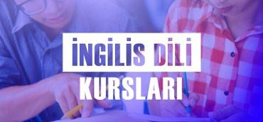 Bakı şəhərində Ingilis dili kurslari