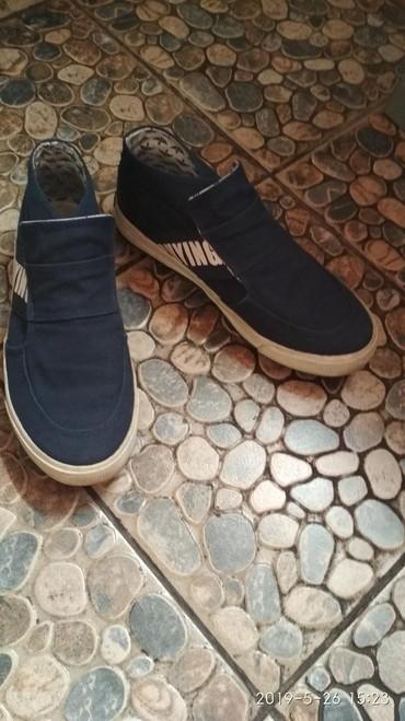 Детская обувь в Кыргызстан: Обувь для мальчика! Стильно смотрится на ноге. Размер 37 ( маломерят)