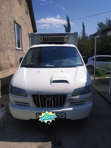 хундай старекс бишкек in Кыргызстан   HYUNDAI: Hyundai Starex 2.5 л. 2001