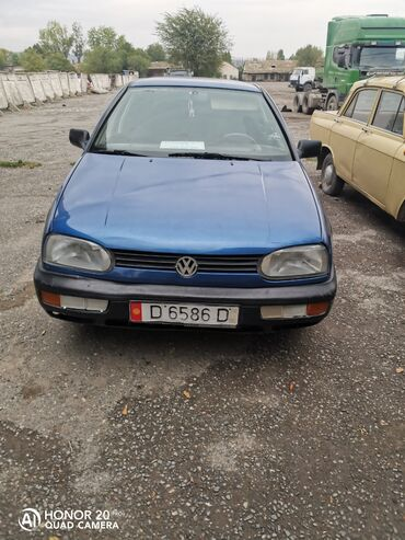 Автомобили - Сузак: Volkswagen Golf 1.8 л. 1995 | 165143 км