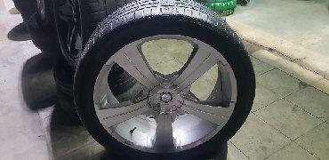 bmw 4 серия 420i mt - Azərbaycan: 275-40 R22 Mercedes və BMW üçün disk təkərlər