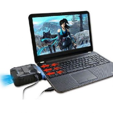 системы охлаждения концентраты в Кыргызстан: Турбина для охлаждения ноутбука, Вентилятор для ноутбука вакуумный USB