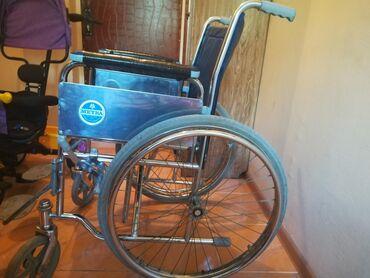 Продаю инвалидную коляску. Район Ортосайского рынка