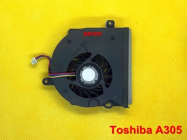 Digər ehtiyat hissələri Azərbaycanda: Toshiba A305 kuleriSatışda başqa modellər üçün kulerlər və başqa