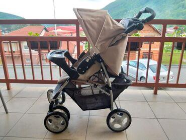 | Kosjeric: Polovna dečija kolica Graco, malo korišćena u odličnom stanju