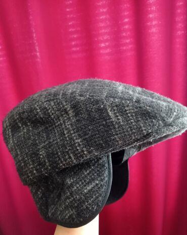 Muška kapa, uni veličina. Nova