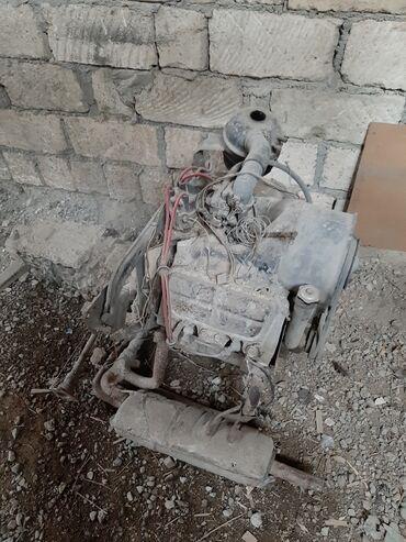 Ehtiyat hissələri və aksesuarlar Qubada: Zaparoji 965. Motor ve karopqa