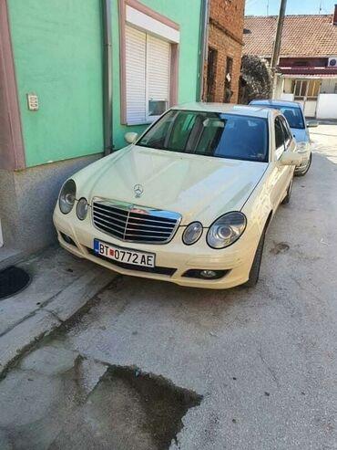 Mercedes-Benz E 200 2 l. 2006 | 457000 km