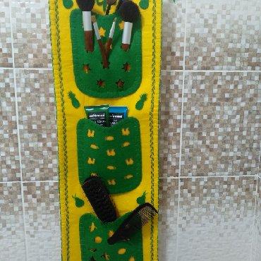 деревянные игрушки ручной работы в Кыргызстан: Декоративные, функциональные панно из фетры ручной работы, разных