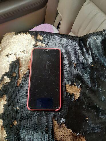 Электроника - Орто-Сай: Samsung A10   32 ГБ   Красный   Битый, Трещины, царапины, Сенсорный