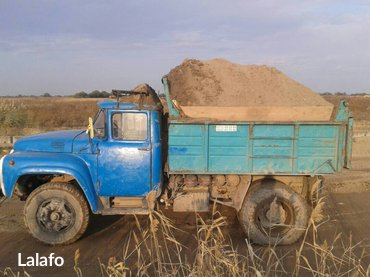 ПЕСОК с доставкой по городу. тел. : whatsapp в Бишкек
