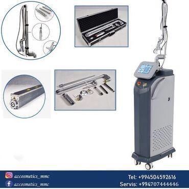 680 elan | TIBBI AVADANLIQ: Tibbi cihazlar-Fractional lazer. 🔹AMERİKA İSTEHSALI METAL QOL(daha güc