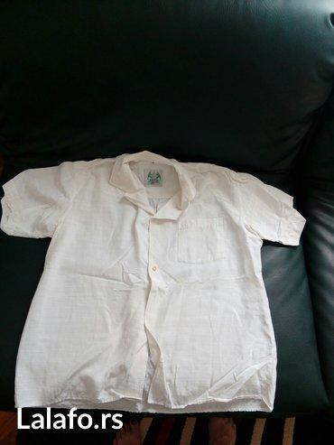 Bela muška košulja br40 - Krusevac