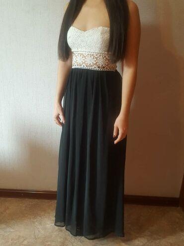 вечернее платье без бретелек в Кыргызстан: Вечернее платье без бретелек, торг уместен