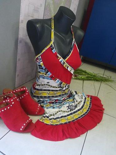 Extra haljina pamuk elastin vel S M Povoljno