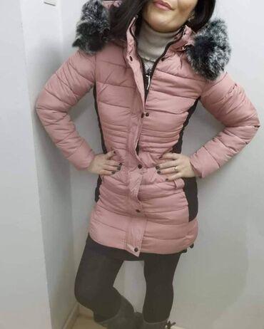 Zimske jakne model - Srbija: ZIMSKA JAKNA 4700dinVelicine S do 2XLUži modelTopla i Prelepa