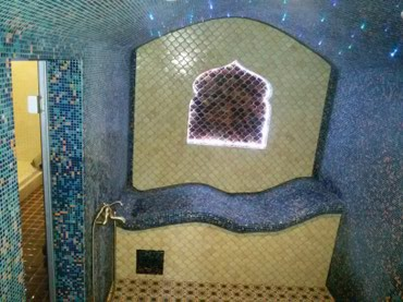 деревянная мозаика в Азербайджан: Кафел метлаг ве мозаика ховуз ишлери горурем чох йуксек кефиятда