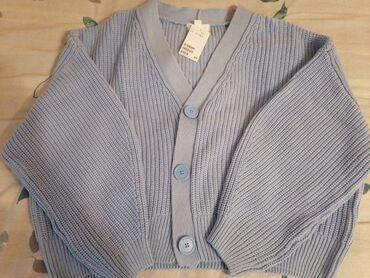 H&M Blue(mavi) oversize jacketYenidir isledilmeyib etiketi ile