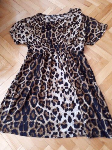 Leopard tunika ili haljina vel.38 - Nis