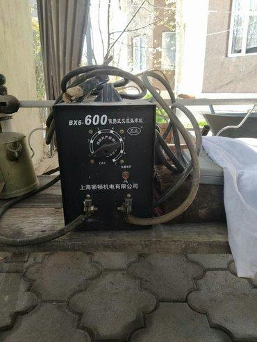 Продаю мощьный сварочный аппарат пр.во Китай состояние идеальное почти