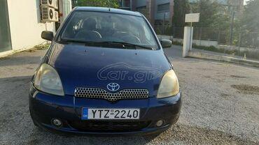 Toyota Yaris 1 l. 2002 | 170000 km