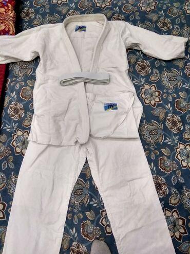 хир форма в Кыргызстан: Продаю кимоно для самбо и дзюдо  В хорошем качестве 9/10