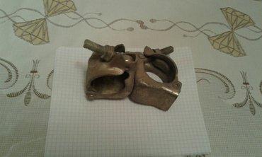 Крепежа для строительных лесов. диам 40-50мм. трубу. бу. в Бишкек