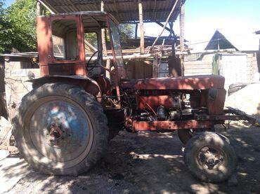 Другой транспорт в Ак-Джол: Трактор 28