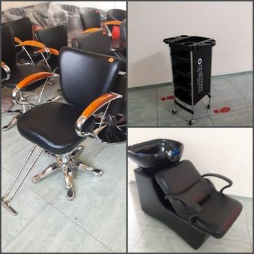 Парикмахерский кресло,мойка продаем в Джалал-Абад
