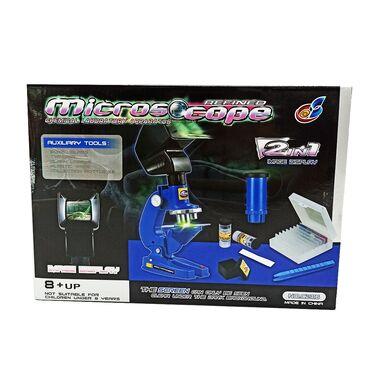 6595 объявлений: Микроскоп детский.Изучите с ребенком микромир во всей красе с мощным