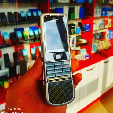 nokia 5 в Азербайджан: Nokia 8800 carbon