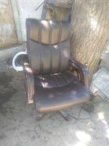 Кресло в хорошем состоянии! Надо колесики поменять!