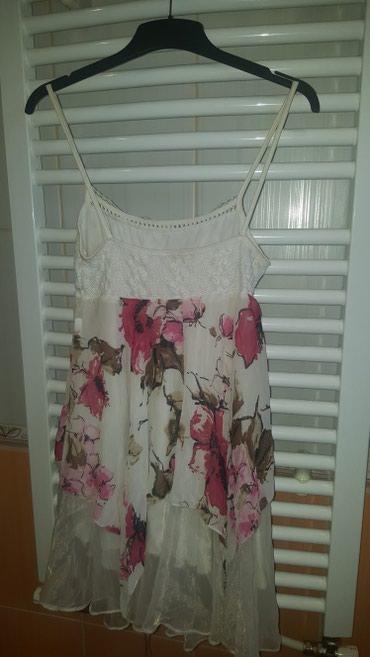 Letnja haljina..vel S/M...leprsava.. - Bajina Basta