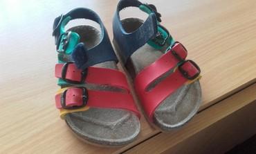 Preslatke i jako udobne grubinove sandalice br 23-24 - Beograd - slika 2