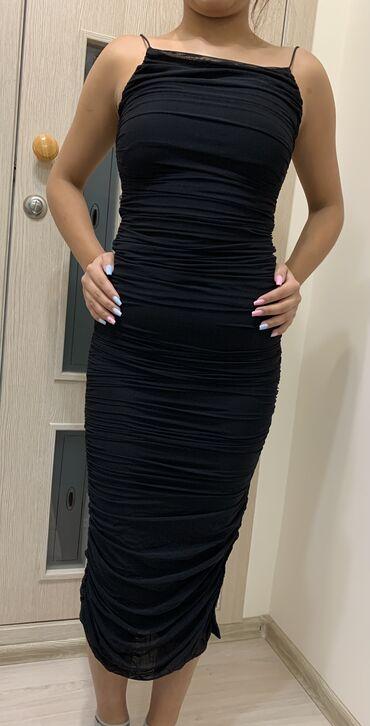 Вечернее платье размер s