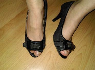 Odan-materijal-broj - Srbija: Slatke sandalice, materijal je kao texas tamnije bojeUdobne, stabilna