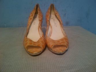 Sandale-zenske - Srbija: Zenske sandale broj 40.-duzina gazista je 25,5. cm.- bez
