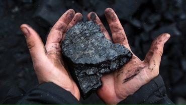 Уголь Кара кече крупный пыли мало  в Лебединовка