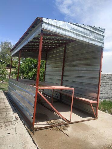 Услуги - Григорьевка: Продаю торговый прилавок длина 4 метра, ширина 2 метра, высота