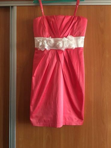 Коктельное платье. Не ношенное .. размер турция 38.. в Бишкек