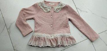 детская одежда бу для мальчиков в Кыргызстан: Кофточка на 4-5 лет бу